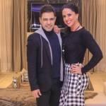 Graciele Lacerda revela onde Zezé Di Camargo deseja se casar