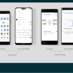 Quatro smartphones da Nokia receberão em breve o Android 9.0