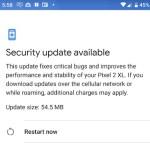 Google lança patch de segurança de Outubro para sua linha Pixel