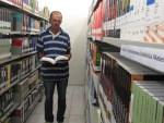 Catador de latinhas vai cursar engenharia civil aos 50 anos