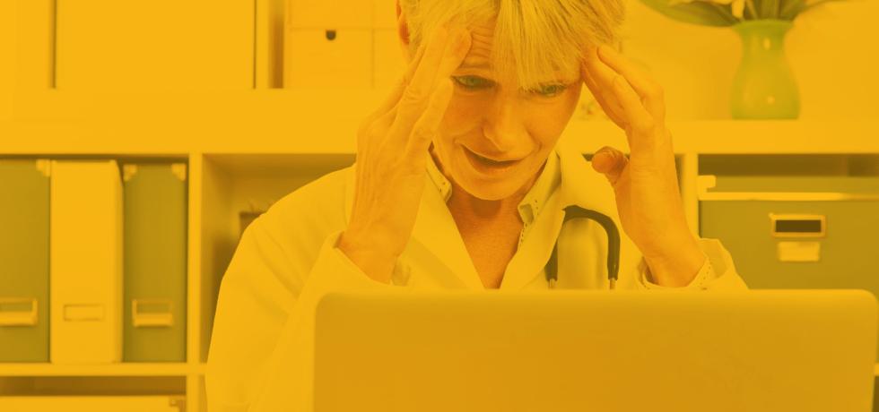 Setembro Amarelo Médicos são mais suscetíveis à Síndrome de Burnout