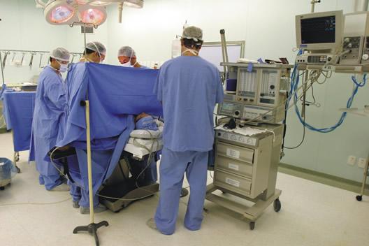 Citom do Hospital Divina Providência chega a 6,5 mil cirurgias realizadas 2
