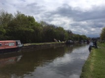Canal Swingbridge