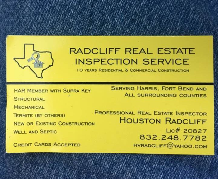 radcliff houston home inspection
