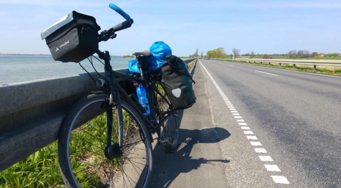 Berlin-Kopenhagen 2016: Auf dem Fernradweg durch Dänemark 001