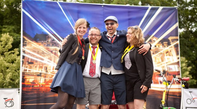 Brompton World Championships 2016 Berlin