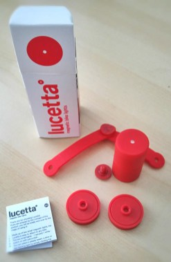 Das volle Paket Lucetta.
