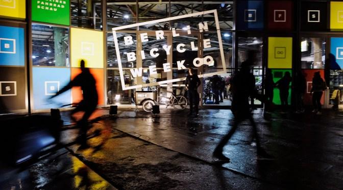 Termin: Die Berliner Fahrradschau 2017 mit Blogger Lounge