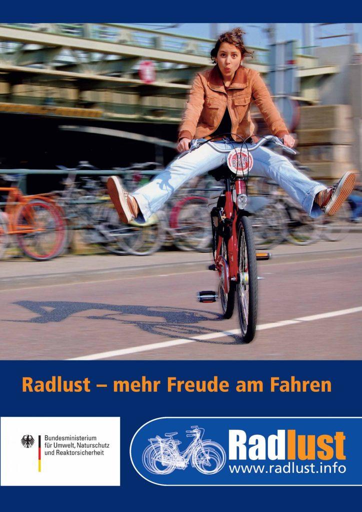 Radlust Poster