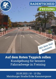 Roter Teppich Aktion