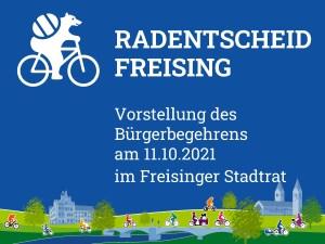 Startseite Präsentation Radentscheid Freising