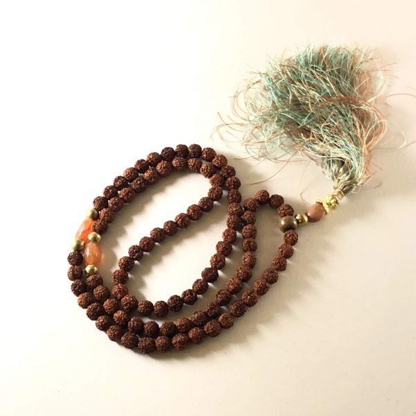 rudraksha necklace