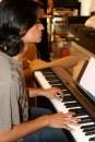 Aman Mahajan on Keyboard