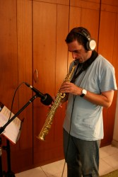 Matt Littlewood, Saxophones