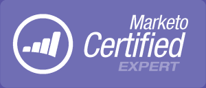 Marketo Certified Expert logo