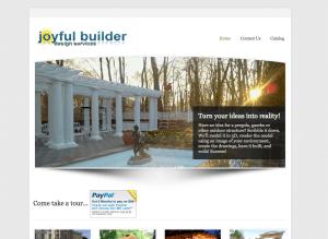 Joyful Builder Design Services