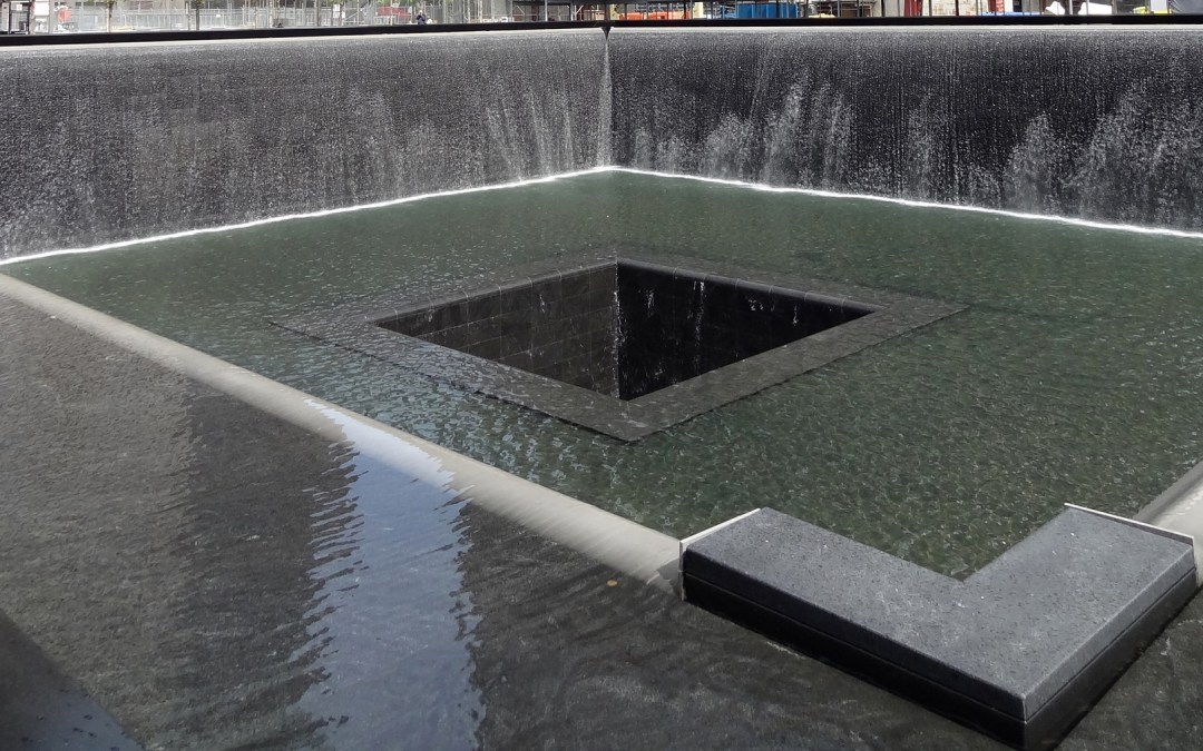 On the 13th anniversary of 9/11