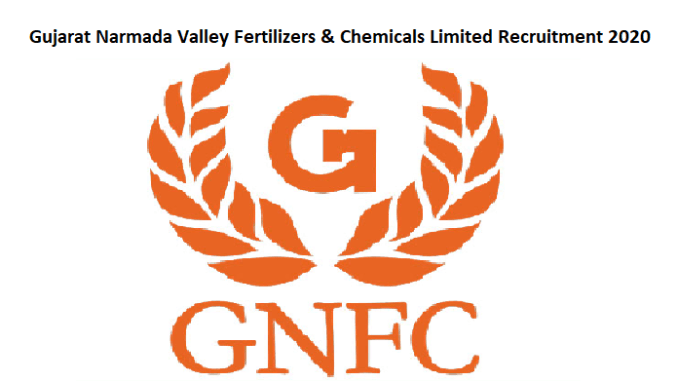 GNFC Recruitment 2020