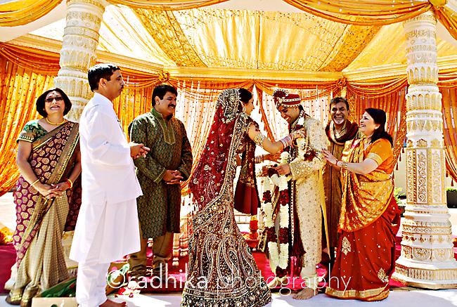 Ceremony Venue Wedding Indian Beautiful
