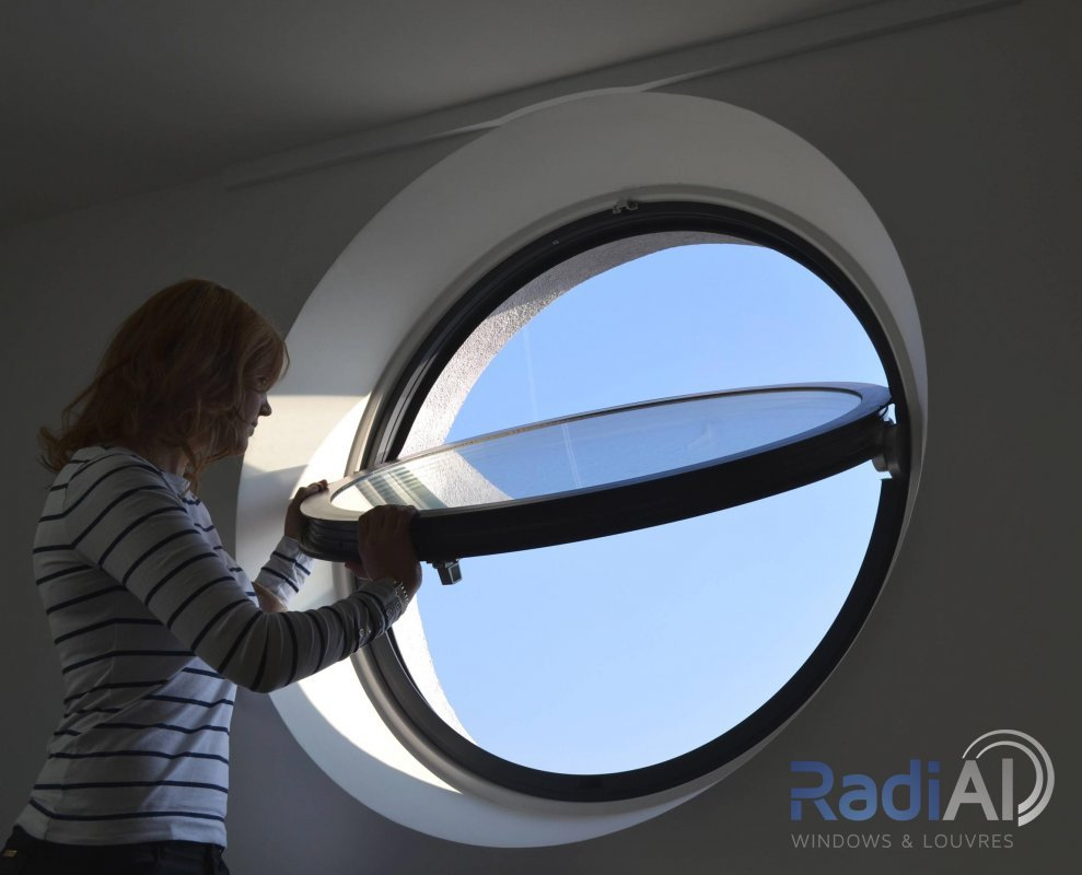 Gallery Radial Windows