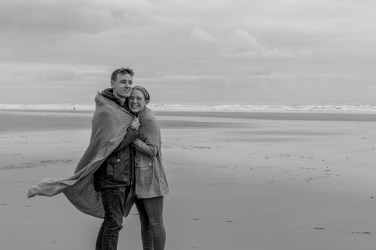 St Bees Coastal Engagement shoot by Radiance Wedding Photography. Relaxed, contemporary photography in Cumbria and the Lake District.
