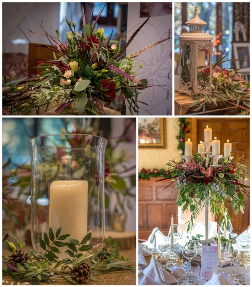Armathwaite Hall Hotel Wedding Fayre - The Bespoke Florist
