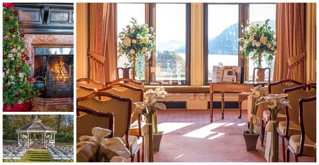 Armathwaite Hall Wedding Fayre - views of the hotel