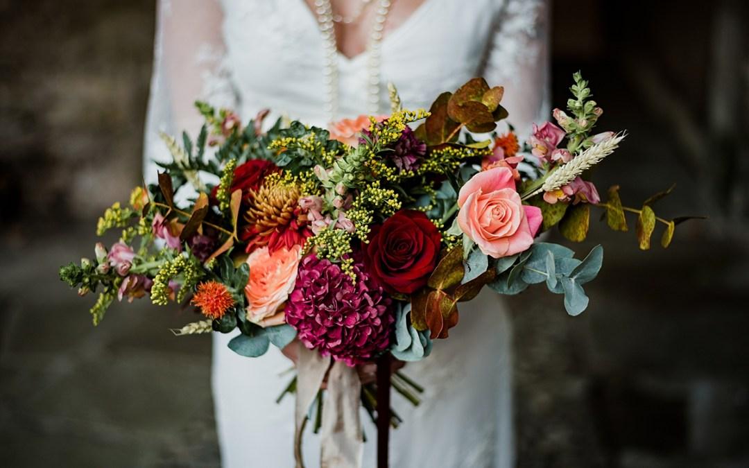 Autumn Wedding Inspiration Details