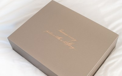 Introducing our Luxury Folio Box