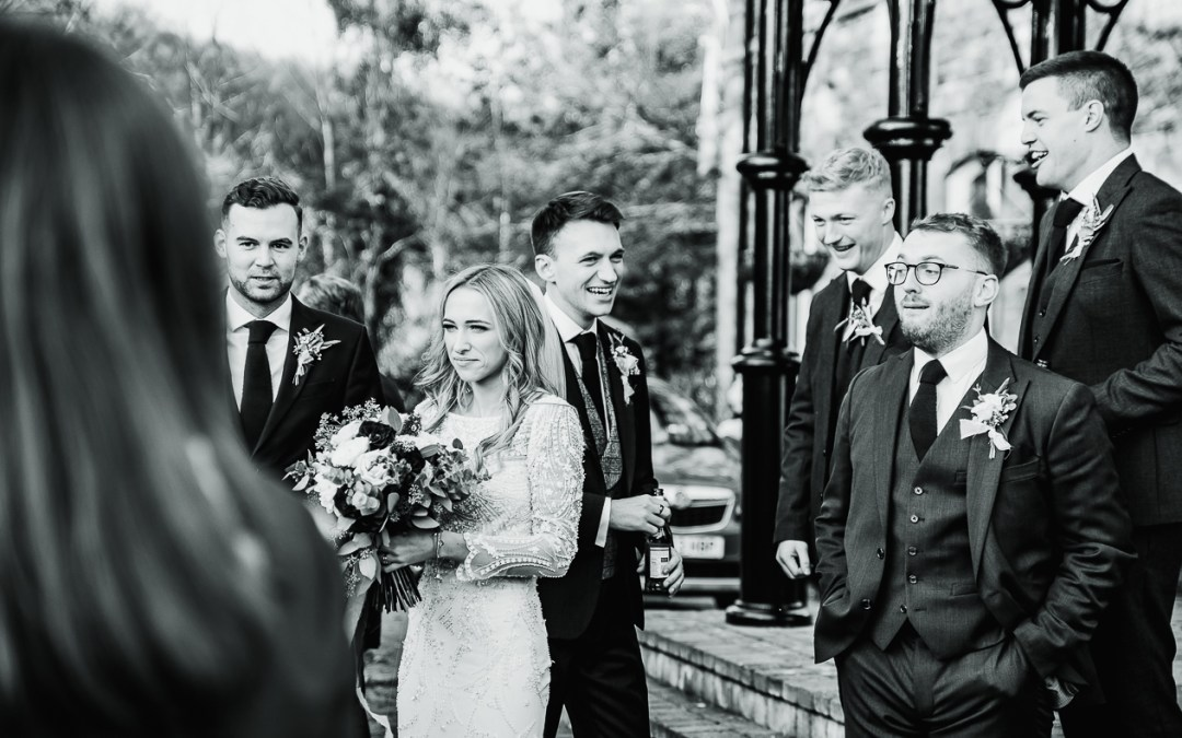 Grange Hotel Wedding