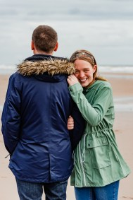 St Bees Beach Engagement-4