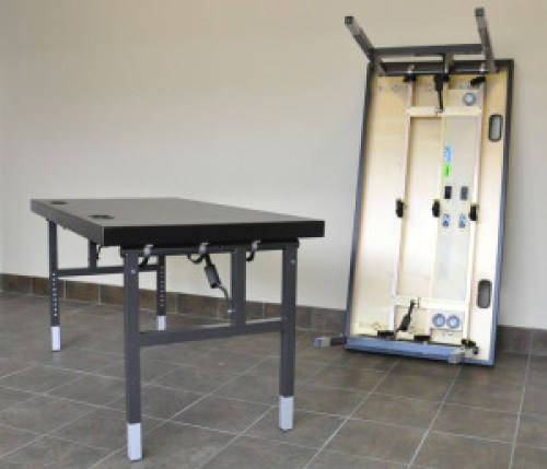 Pair of REMOTE tables