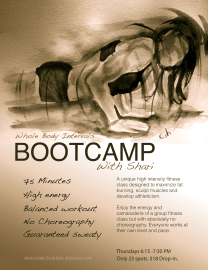Bootcamp with Shari Feuz