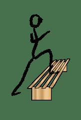 Magically hips- hip flexor stretch