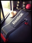 My favorite fitness things: Why I love my Reebok Deck