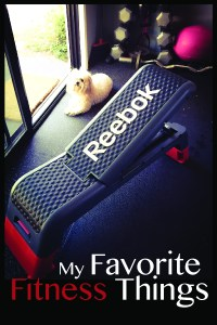 Favorite Fitness Things-Reebok Deck