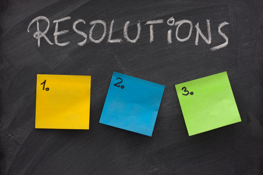 The Best New Years Resolutions