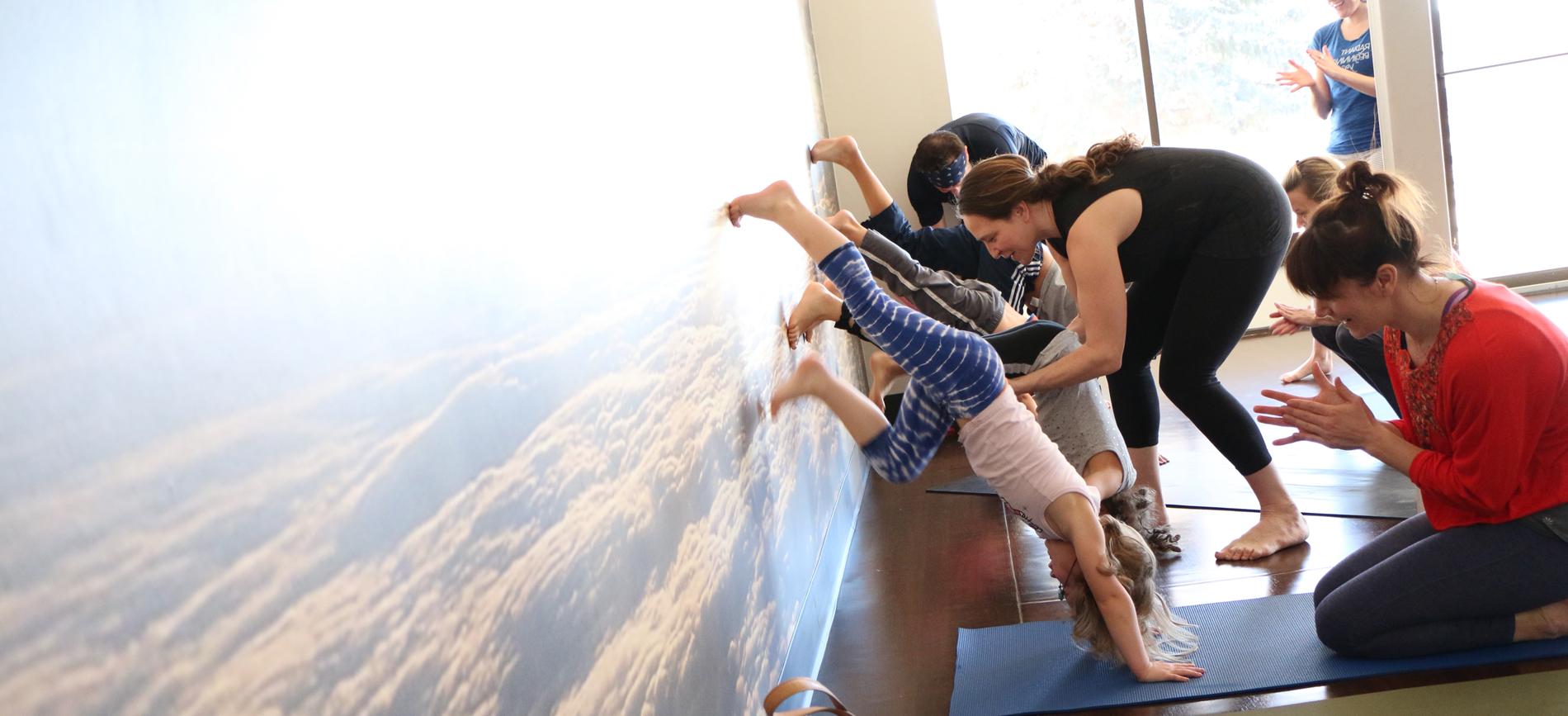 Kids Yoga Training