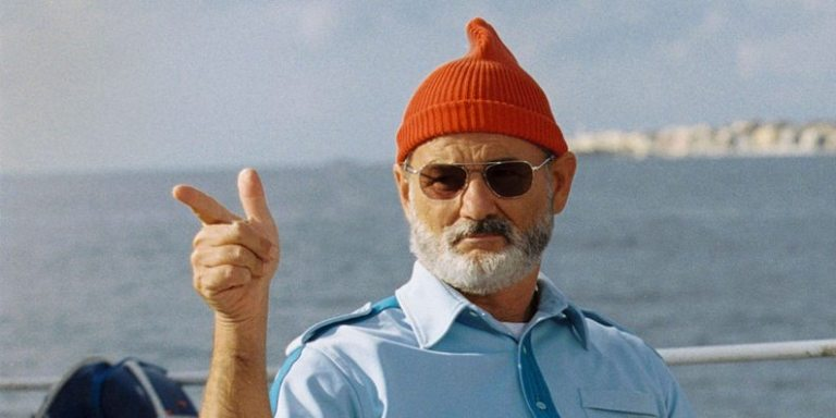 THE LIFE AQUATIC WITH STEVE ZISSOU screens at Prince Charles Cinema (30 SEP).