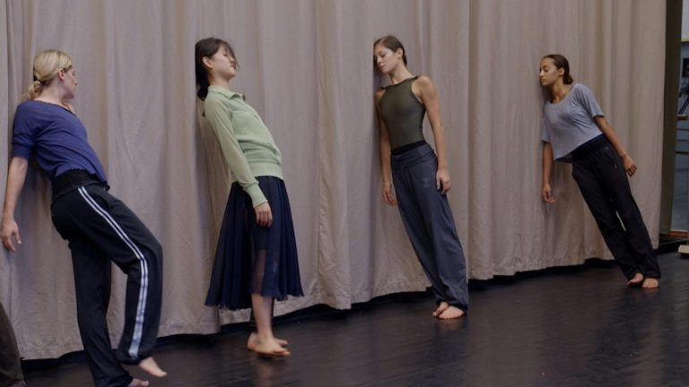 IN THE STEPS OF TRISHA BROWN screens at Barbican (21 OCT).