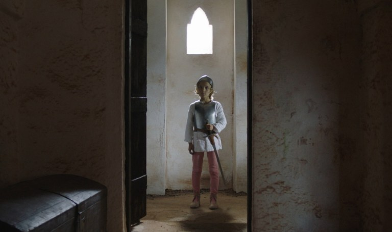 LONDON FILM FESTIVAL: LITTLE CRUSADER