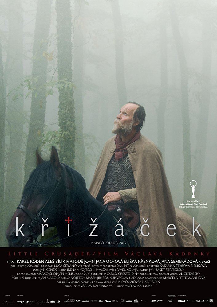 LONDON FILM FESTIVAL: LITTLE CRUSADER (aka Krizácek) screened at Empire Haymarket (09 OCT).