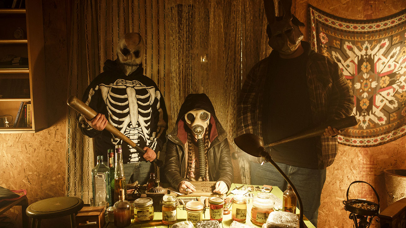 COMING SOON: RHYMES FOR YOUNG GHOULS screens at Deptford Cinema (13 OCT).