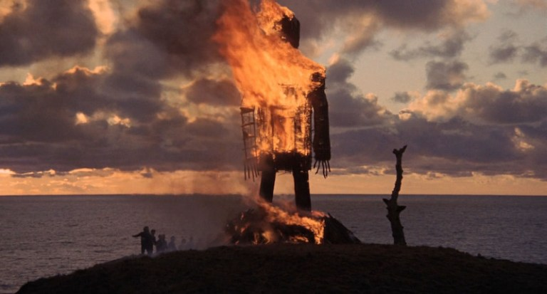HALLOWEEN 2017: THE WICKER MAN screens at Union Chapel (31 OCT).
