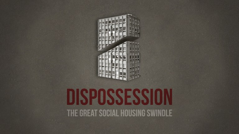 NOW SHOWING: DISPOSSESSION screens at Arthouse Crouch End (10 NOV).