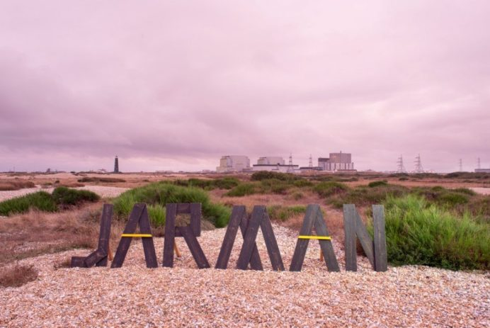JARMAN AWARD 2017 WEEKEND took place at The Whitechapel Gallery (19 NOV).