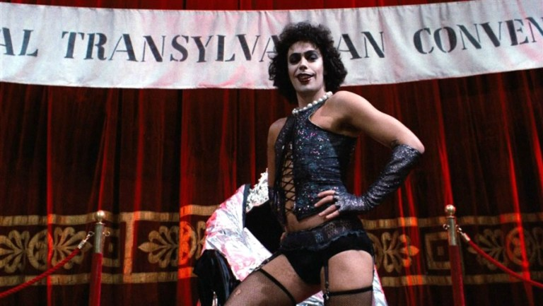 NOW BOOKING: THE ROCKY HORROR PICTURE SHOW screens at Everyman (30 DEC).