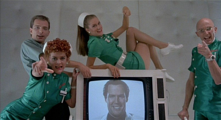 RADIANT CIRCUS Top Ten Horror Movie Musicals: SHOCK TREATMENT (1981).