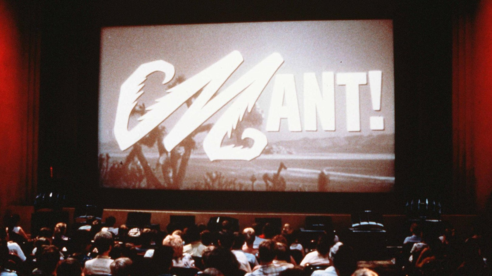 Screenshot from MATINEE (1993).