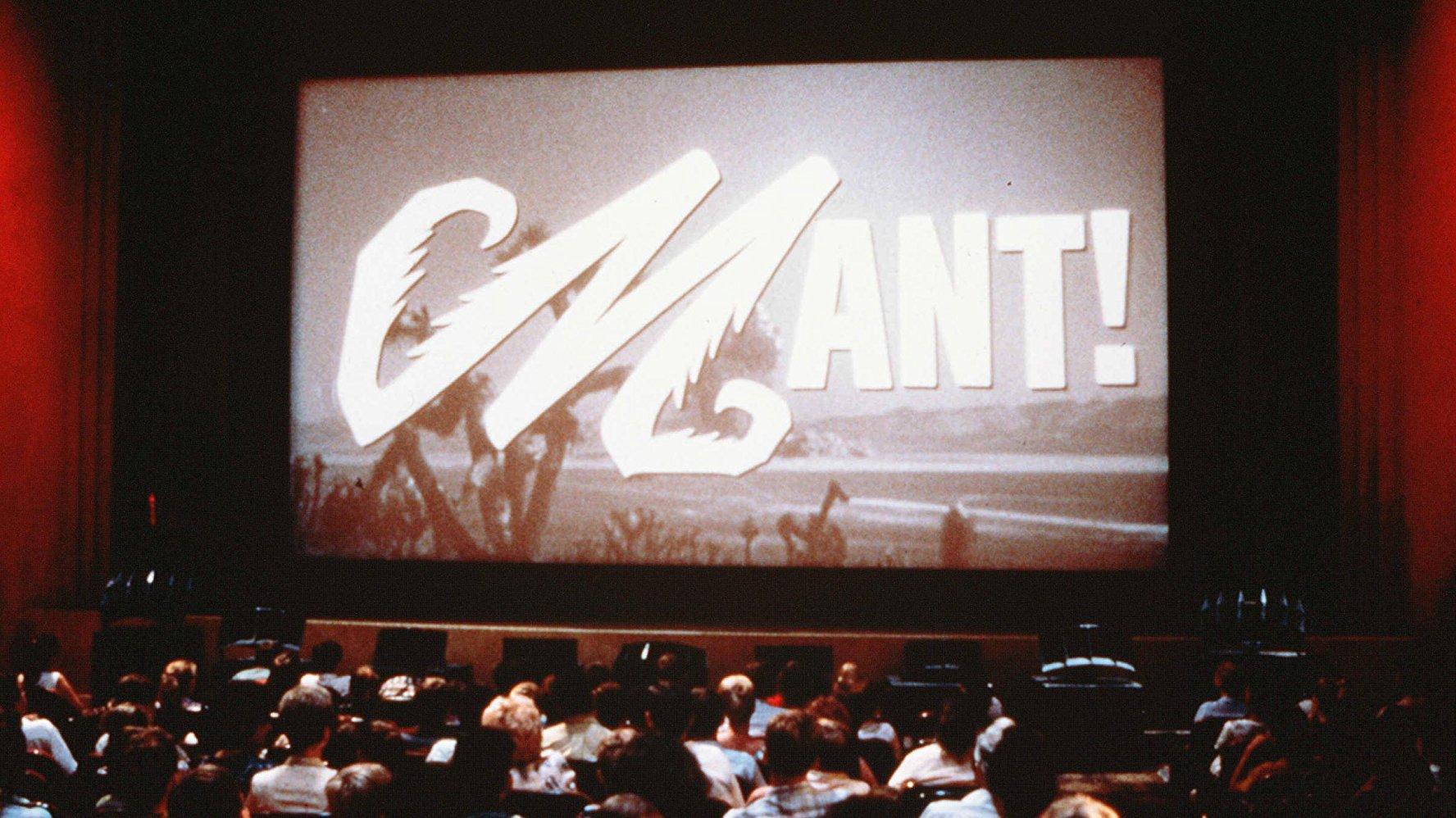 Screenshot from MATINEE (1993).